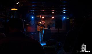 CAFE DE STAM - Optredens & Muziek