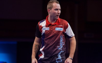 Darter Danny Noppert pakt zijn eerste internationale titel