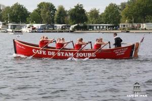 2015-0922 CAFE DE STAM - Lytse Bear derde op Veerse Meer