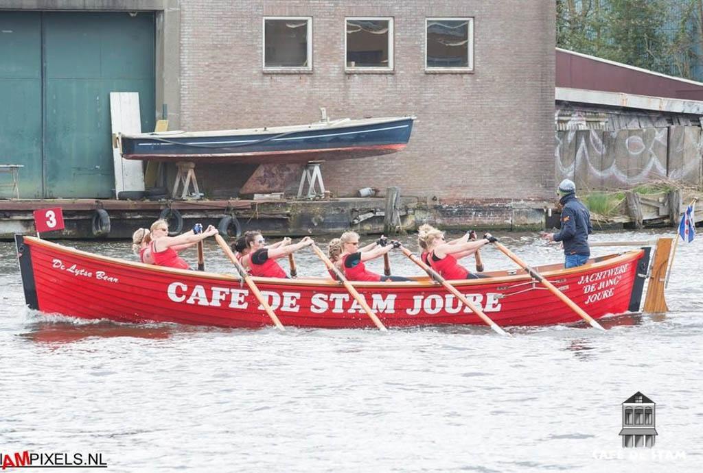 2016-0418 CAFE DE STAM - Grutte Bear winnaar Zaanse Slag I