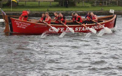 Grutte Bear winnaar Iepen Frysk Kampioenskip Lemmer