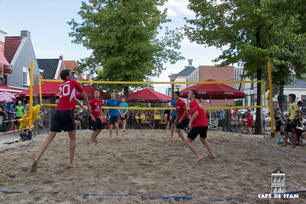 Beachvolleybal in Joure - 3 september 2016 (Foto's © Marjan Visser - www.marjanvisser-photography.co