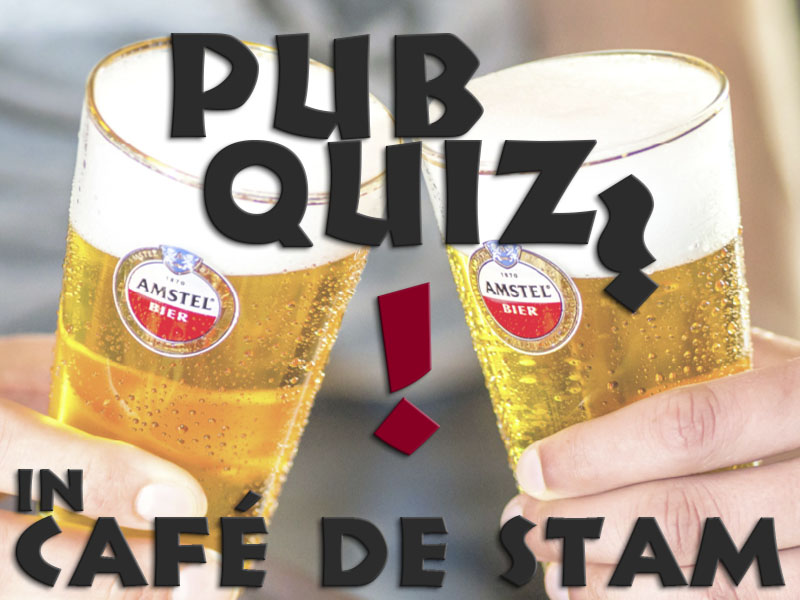 Pub Quiz in Café de Stam