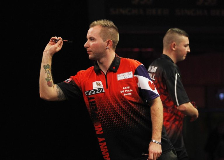 Van kroeg naar Grand Slam of Darts