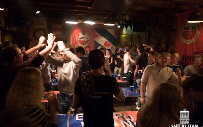 Het Amstel Beerpong Toernooi