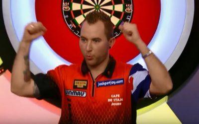 Danny Noppert opnieuw naar Grand Slam of Darts