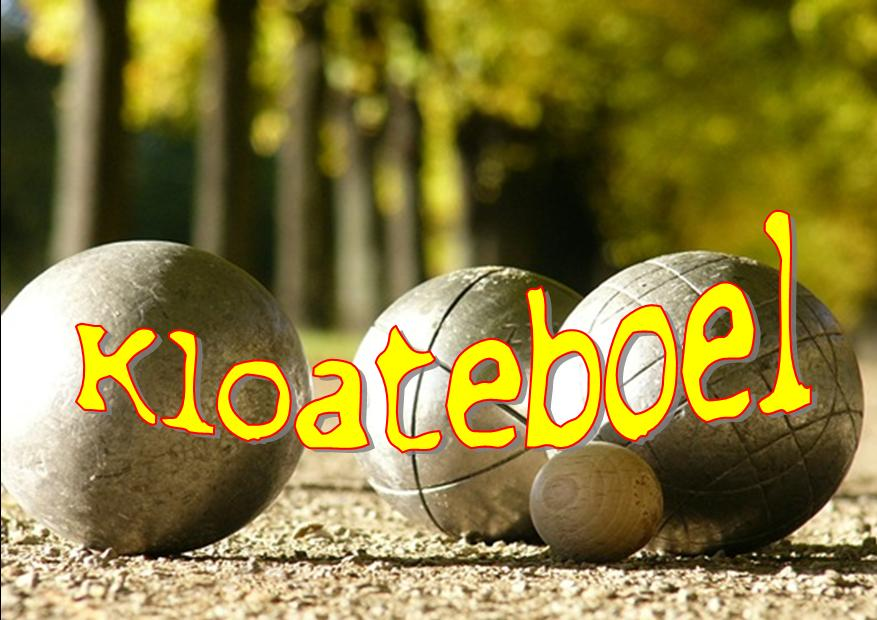 Kloateboel - Café de Stam Joure