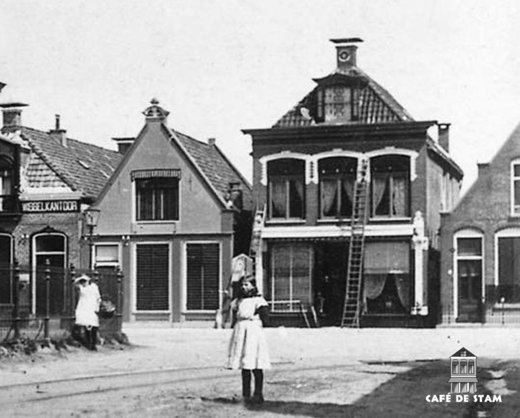 CAFE DE STAM - Vroegere tijden