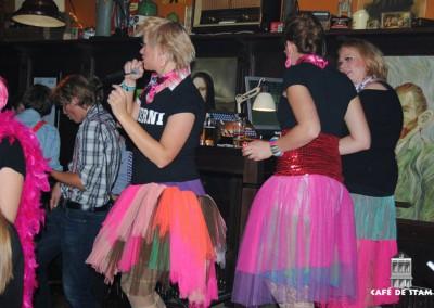 2012 - Fout Verkleedfeest, Café de Stam