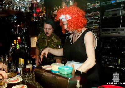 10 februari 2013 - Fout Verkleedfeest, Café de Stam