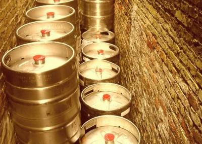 CAFE DE STAM - Fusten Bier