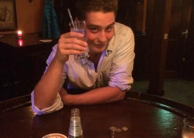 CAFE DE STAM - Douwe Bob aan de Bar