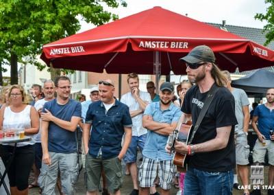 2015-0808 CAFE DE STAM - Op 'e Sjouwer 2015 (Foto: Willem van der Werf)