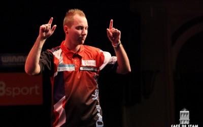 Darter Noppert gaat naar Winmau World Masters in Londen