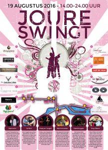 2016-0714 JOURE SWINGT - Poster Digitaal