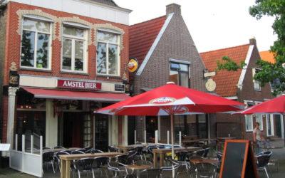 Terras en Café weer open per 1 juni 2020